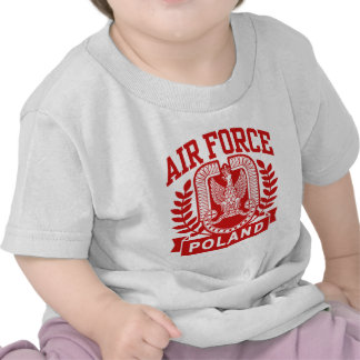 Polish Air Force Shirts