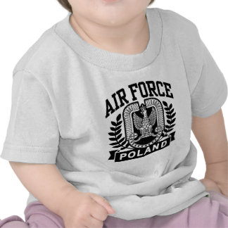 Polish Air Force T-shirts