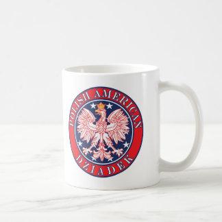 Polish American Dziadek Mug
