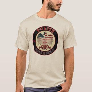 Polish American Eagle Men's T-Shirt