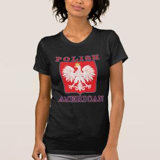 Polish American Eagle Shield T-Shirt