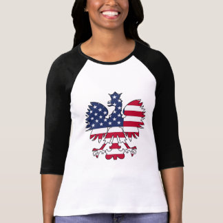 Polish American Eagle T-Shirt