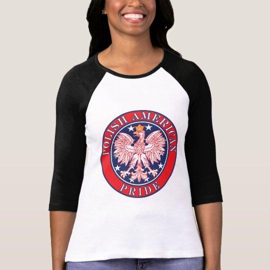Polish American Pride T-Shirt