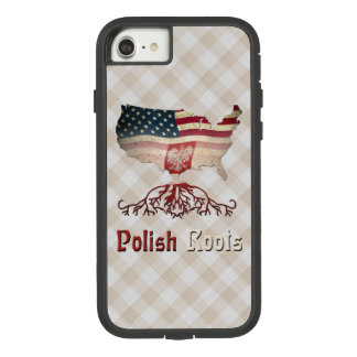 Polish American Roots Phone Cover