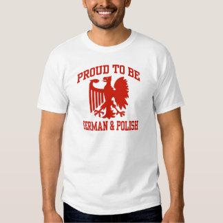 Polish And German T-shirt