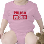 Polish and Proud Rompers