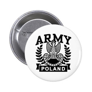 Polish Army Button