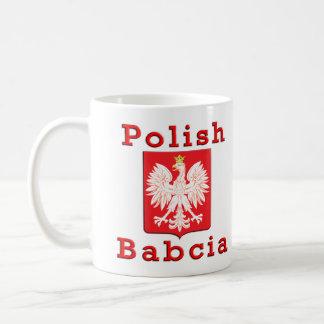 Polish Babcia Eagle Coffee Mug