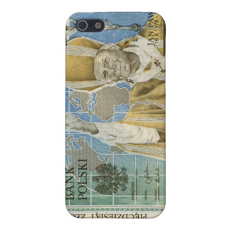 Polish Banknote Cover For iPhone 5