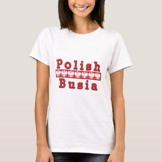 Polish Busia Eagles T-Shirt