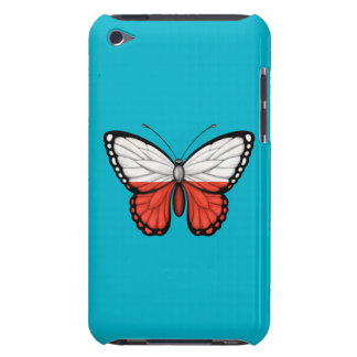 Polish Butterfly Flag iPod Touch Covers