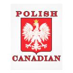 Polish Canadian Eagle Shield Flyers