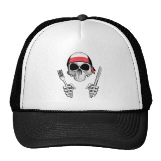 Polish Chef 4 Trucker Hat