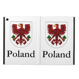 Polish Coat Of Arms Cover For iPad Air