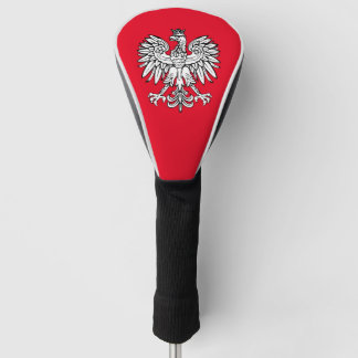 Polish Coat of arms Golf Head Cover