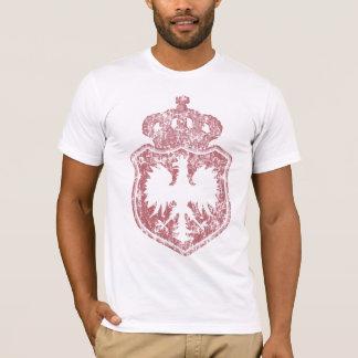 Polish Crest Crown t shirt