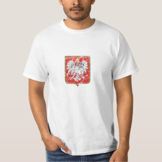 Polish Distressed T-Shirt