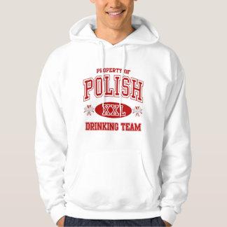 Polish Drinking Team Hoodie