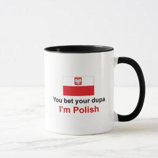 Polish Dupa 1 Mug