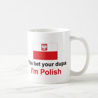 Polish Dupa Coffee Mug