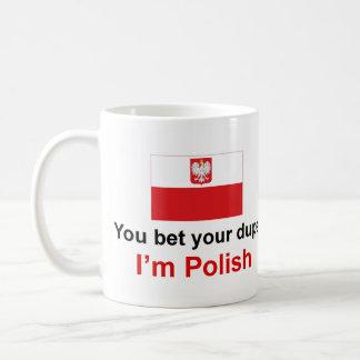 Polish Dupa Mug