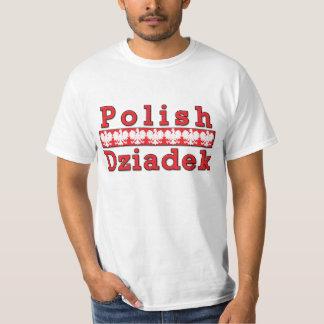 Polish Dziadek Eagles T-Shirt