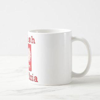 Polish Dziadzia Eagle Coffee Mug
