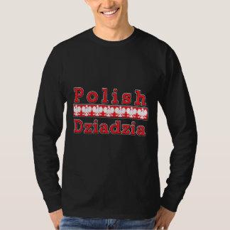 Polish Dziadzia Eagles T-Shirt