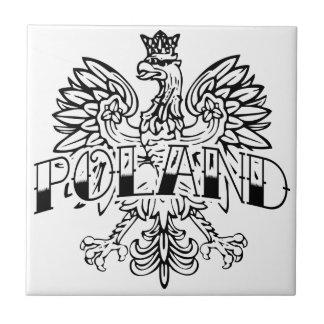Polish Eagle Black Ink Tile Coater