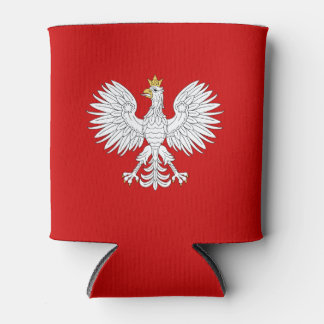 Polish Eagle Can Cooler