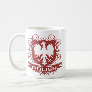Polish Eagle Crest Coffee Mug