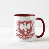 Polish Eagle Crest Mug