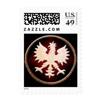 Polish Eagle Design Stamp