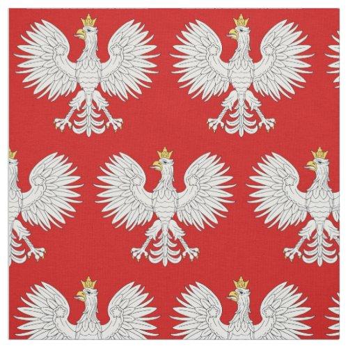 Polish Eagle Fabric
