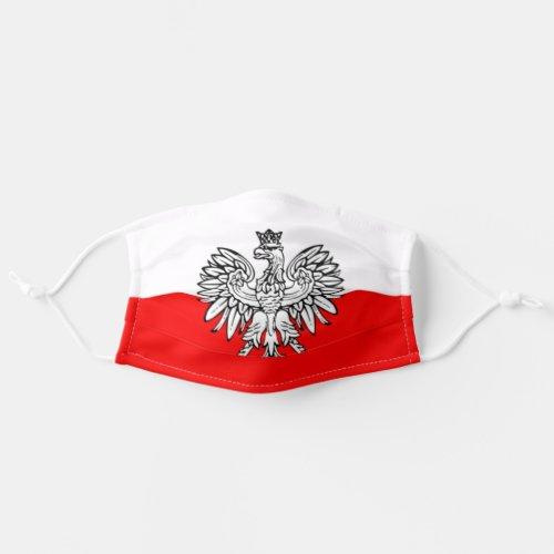 Polish Eagle Face Mask