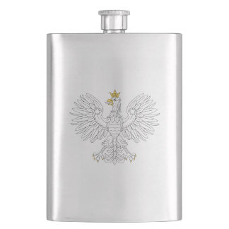 Polish Eagle Flask