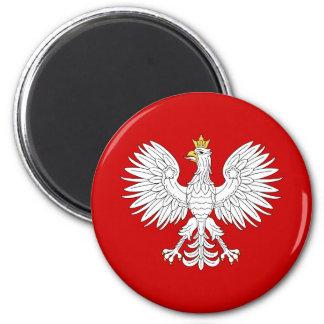 Polish Eagle Magnet