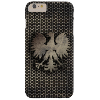 Polish Eagle Metal Style Look Barely There iPhone 6 Plus Case