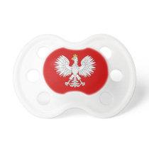 Polish Eagle Pacifier