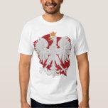 Polish Eagle Poland Design Tee Shirt