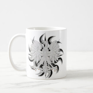 Polish Eagle Sun Coffee Mug