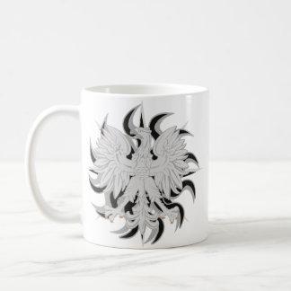 Polish Eagle Sun Coffee Mug