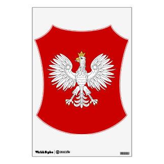 Polish Eagle Wall Sticker