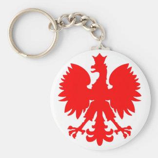 Polish Falcon (Eagle) Keychain