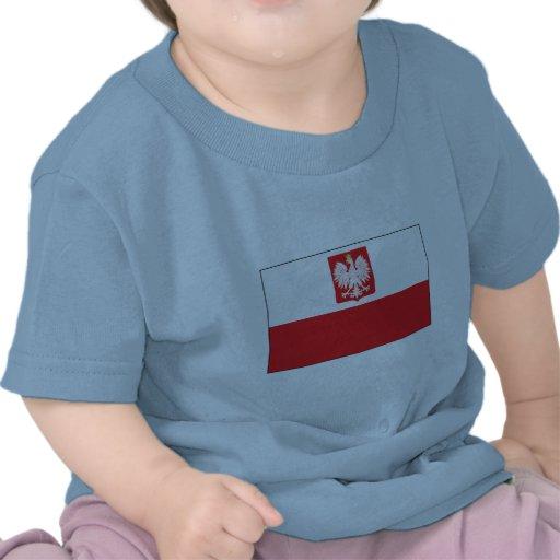 Polish Falcon Flag Tshirt