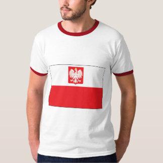 Polish Falcon Flag Tshirts