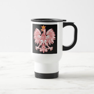 Polish Falcon Travel Mug