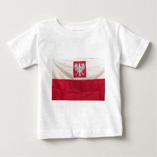 POLISH FLAG AND EAGLE BABY T-Shirt