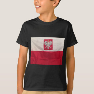 POLISH FLAG AND EAGLE T-Shirt