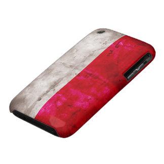 Polish Flag Case-Mate iPhone 3 Cases